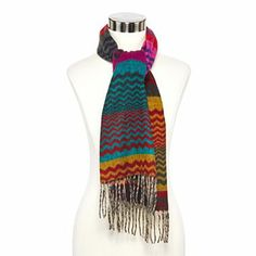 Zigzag Scarf - jcpenney