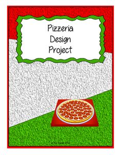 This is a good project for the culmination to a measurement unit. It is also perfect for those last 2 weeks when you may not have time to complete an entire Math unit. Students will show their knowledge of various measurement concepts (ie. scale drawings, perimeter, area, surface area, and volume). They will also calculate food costs and profits using adding and subtracting decimals, and calculating percents