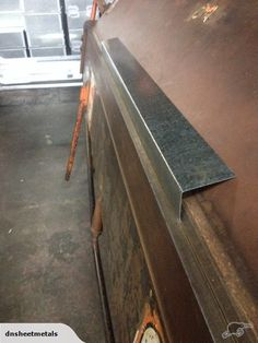 Dunedin Sheet Metals Ltd    .55 Galv Flashings 200x200x2.4M    Auction for 1 only,  We can discount if wanting a few.