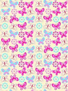 Image via We Heart It #art #bugs #butterflies #patterns #designe #grubs