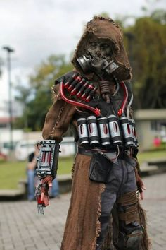 Angela Bermúdez as Scarecrow from Batman Arkham Knight ( angela-bermudez ) Photo…