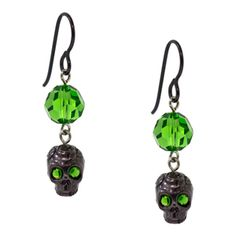 Walking Dead Earrings | Fusion Beads Inspiration Gallery! Halloween.