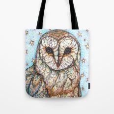 Barn Owl Tote Bag Love this barn owl tote bag Wise Owl, Womens Tote Bags, Conservation, Personal Style, Barn, Shoulder Bag, Conservation Movement, Warehouse, Barns