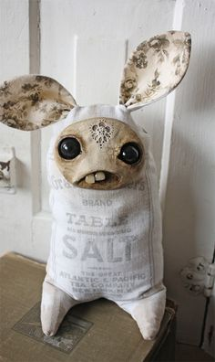 Saltbaby  by Amanda Louise Spayd