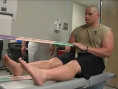 Treating 'phantom limb pain' with mirror therapy