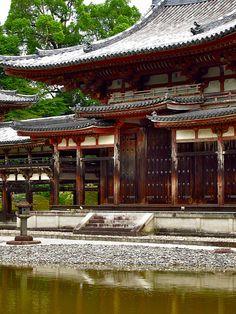 Byodoin uji kyoto japan
