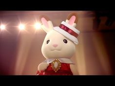 A Town of Dreams - Sylvanian Families Town | - YouTube