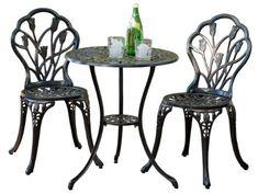 Iron Patio Furniture, Outdoor Furniture, Outdoor Decor, Furniture Ideas, Furniture Design, Outdoor Ideas, Outdoor Spaces, Furniture Outlet, Cheap Furniture