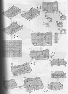 Batmovil+02+-+Ryo+Aoki+-+Origami+Tanteidan+Magazine+176-200-210-243.jpg (852×1190)