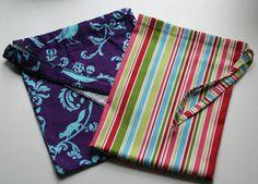 Easy drawstring bag