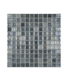 Madrid Anthracite Lustre Anti-Slip Mosaic