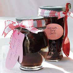 Gifts-in-a-Jar: Jams, Spreads & Sauces  | Ultimate Fudge Sauce | MyRecipes.com