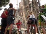 Cycle in Barcelona and stop for tapas,