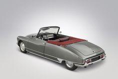 1963 Citroen DS Cabriolet by Chapron | Coys of Kensington