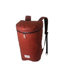 146f439074754 Lecht Backpack. Waxed Canvas BagWaterproof ...