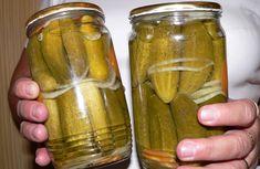 Korn, Pickles, Cucumber, Pickle, Zucchini, Pickling