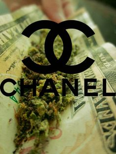 chanel. #420 #weed