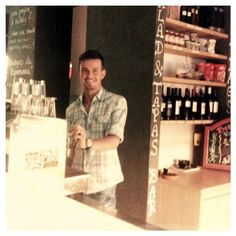 Meet Dominik!:) Our colleague from #roomtapasbar #prague #tapasbar