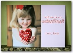 Photo Candy Valentine    Now's the time for a Valentine's day card shoot! Is your kid going to have the coolest cards? #photoideas
