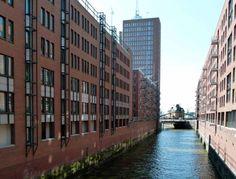 Malreise Hamburg – unser erster Tag in der Hafencity | Hamburger Speicherstadt (c) Frank Koebsch