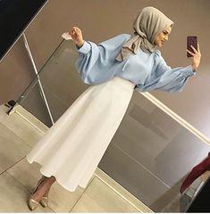 Skirt outfits hijab abayas New ideas Skirt outfits hijab abayas New ideas Hijab Outfit, Hijab Style Dress, Modest Fashion Hijab, Hijab Chic, Muslim Fashion, New Hijab Style, Abaya Style, Eid Outfits, Skirt Outfits