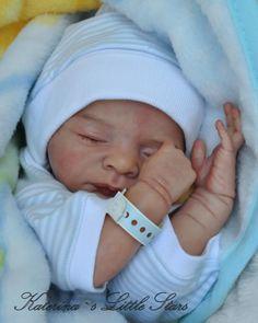 Prototype Reborn Baby Julius by Karola Wegerich Katerina`s Little Stars Iiora | eBay