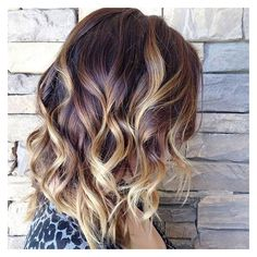 26 Popular Ombre Bob Hairstyles Ombre Hair Color Ideas ❤ liked on Polyvore featuring beauty products, haircare, hair, hairstyles, hair styles and beauty