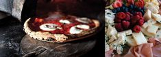Via Tribunali in WA, embodies the essence of what authentic Italian pizza should be; soft, well cooked, fragrant and enclosed in a high, soft edge of crust. Authentic Italian Pizza, Seattle Restaurants, Calzone, Camembert Cheese, Menu, Dishes, Cooking, Desserts, Food