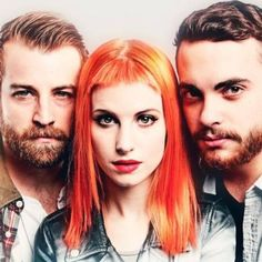 Paramore join forces with Fall Out Boy for a co-headlining tour ...