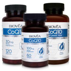 Cómo el CoQ10 puede fortalecer su corazón