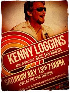 Kenny Loggins July 13, 2013