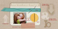 Tutorials by Sweet Shoppe Designs » Dodge and Burn Basics