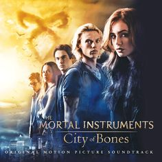 Get ready for a visit to TheMortal Instruments download the OFFICIAL SOUNDTRACK now!