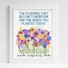Teacher Gift  Flowers  Teacher Appreciation  Flowers Bloom