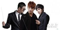 g.o.d confirmed for 2012 Korean Music Festival #allkpop #kpop