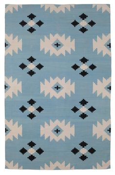 Really like this pattern, just not the light blue