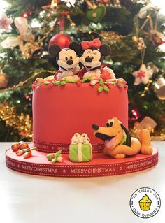 Merry Mousey Christmas