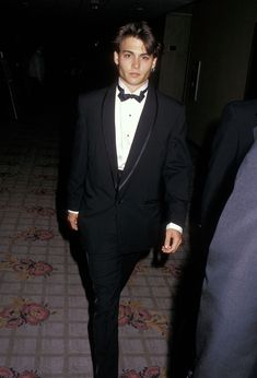 Johnny Depp -  For the Love of Childrens AIDS Benefit (1988)