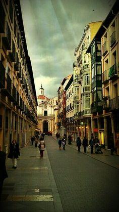 Streamzoo photo - Calle de las Platerias (Valladolid)