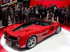 La Ferrari  www.dealerdonts.com