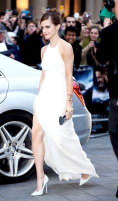 Emma Watson in Ralph Lauren — Five Stars — Vogue.com