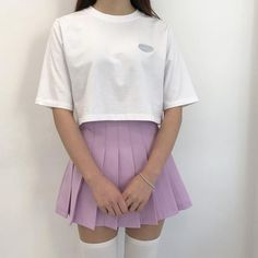 casual korean fashion which look amazing:) Korean Fashion Trends, Asian Fashion, Fashion Black, Korean Outfits, Mode Outfits, Korean Clothes, Skirt Fashion, Fashion Outfits, Fashion Ideas