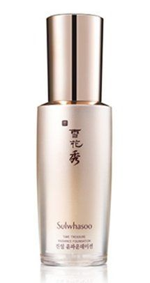 KOREAN COSMETICS AmorePacific_ SulwhasooTimetreasure Radiance Foundation No21 30ML UVblocking functional cosmetics SPF25 PA  001KR ** More info could be found at the image url. (This is an affiliate link and I receive a commission for the sales)