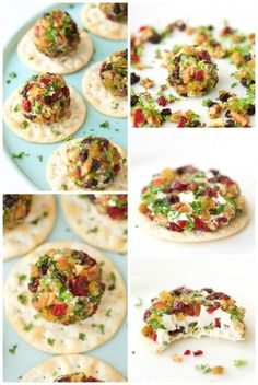 Rosemary+Pecan+Goat+Cheese+Truffles+-+a+super+fun,+easy,+make+ahead+appetizer,+perfect+for+topping+a+cracker,+crostini+or+wedge+of+warm+pita.+Delicious!