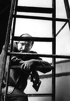 Mark Rothko (American Abstract Painter from Russia 1903 - 1970)   By Kay Bell Reynal 1952  www.npg.si.edu