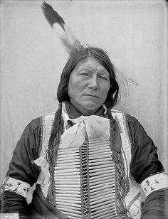 Roan Horse. Oglala Lakota. 1907 | stapleton.ronnie | Flickr