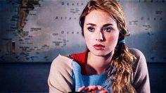 Freya Mavor.