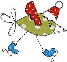 Christmas Doodles 10x10 Diese weihnachtlichen Stickmotive versüßen das Warten auf das große Fest. Sie können durch die… Christmas Doodles, Christmas Bird, Christmas Drawing, Diy Christmas Cards, Xmas Cards, Christmas Crafts, Christmas Decorations, Xmas Wishes, Chalkboard Art