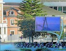 El TSJA ratifica el fallo a favor del Ayuntamiento por las pantallas #led