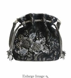 Mary Frances Bag Lace Kelly